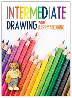 Intermediate Drawing DVD set