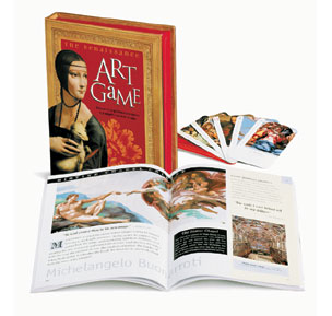 The Renaissance Art Game