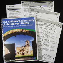 The Catholic Community of the United States history series