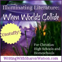 Writing with Sharon watson