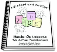 Learn and Grow Hands-On Lessons for Active Preschoolers