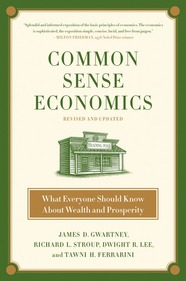 Common Sense Economics, 2010 edition