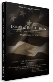 Doing the Right Thing DVD series