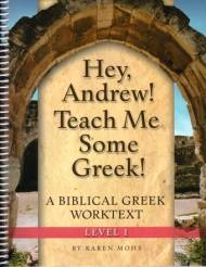 Hey, Andrew!! Teach me some Greek!