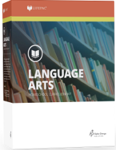 Language Arts LIFEPAC curriculum (grades 9-12)