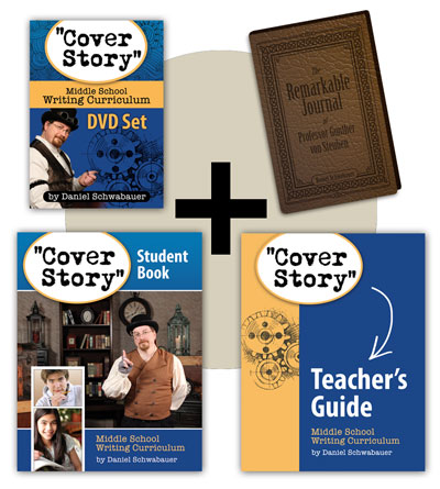 Cover Story Middle School Writing Curriculum