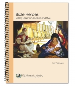 biblical writing styles Help strengthen your students' composition skills using interesting and important bible stories based on the principles elaborated upon in teaching writing.