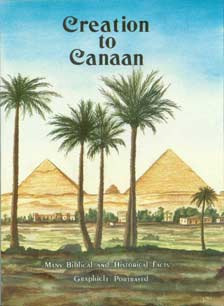Creation to Canaan