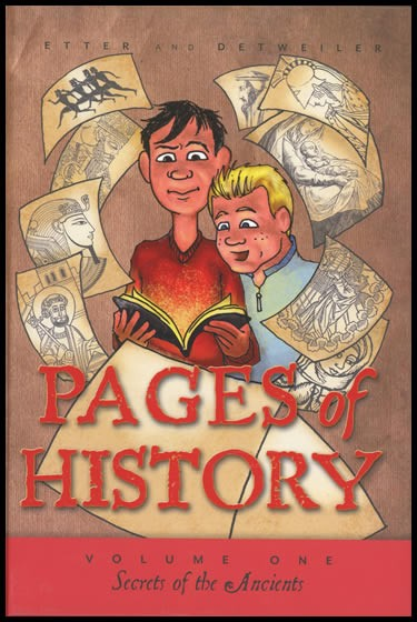Pages of History: Volume One, Secrets of the Ancients