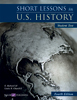 Short Lessons in U.S. History (fourth edition)