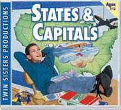 States and Capitals (CD)