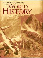 World History, fourth edition (BJU Press) 2013