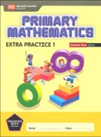 Primary Mathematics series Extra Practice workbook