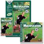 Multiplication, Addition, Subtraction, Division Songs (Twin Sisters)(audio CD's and workbooks)