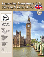 Learning Language Arts Through Literature - Gold Books