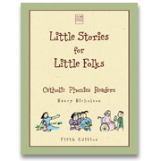 Little Stories for Little Folks: Catholic Phonics Program