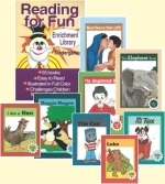 Reading for Fun Enrichment Library