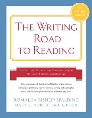 Writing Road to Reading - spalding phonics