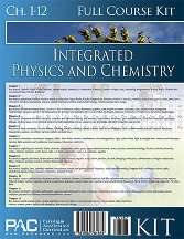 Integrated Physics & Chemistry