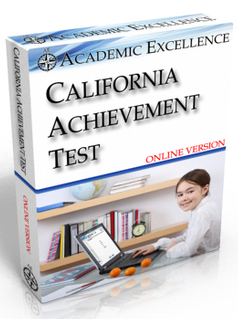 California Achievement Test Online - CAT test