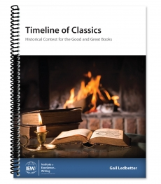 Timeline of Classics: Historical Context for the Good and Great Books