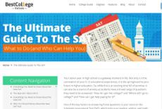 The Ultimate Guide to the SAT