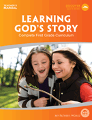 My fathers world - learning gods story