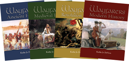 Wayfarers History, history-based complete curriculum