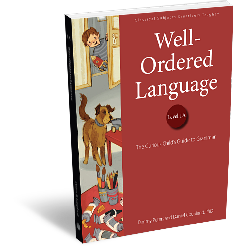 Well-Ordered Language: The Curious Child's Guide to Grammar