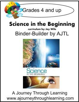 Binder-Builders for the Science in History Series