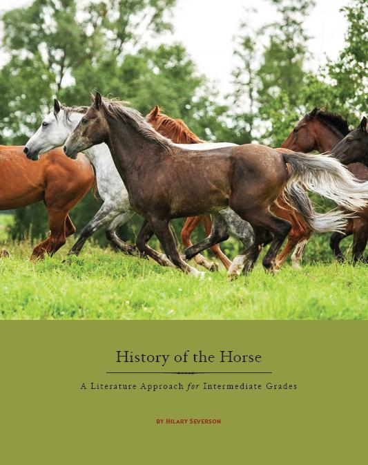 History of the Horse: A Literature Approach for Intermediate Grades