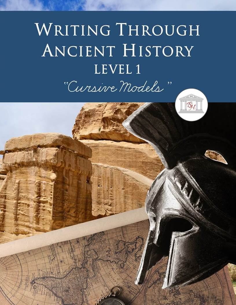 Writing Through History series