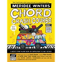 Meridee Winters Chord Crash Course, Book 1