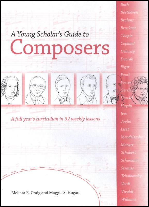 A Young Scholars Guide to Composers