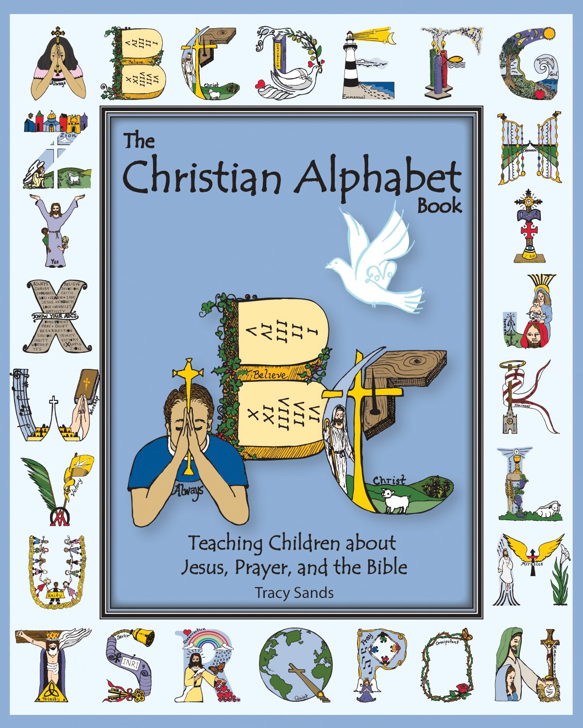 The Christian Alphabet Book