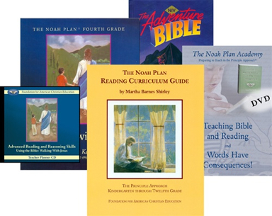 Bible as Reader Curriculum