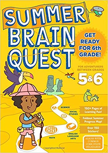 brain quest summer