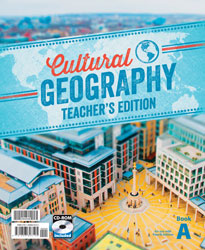 Cultural Geography, fourth edition