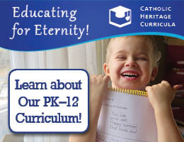 Catholic Heritage Curricula - Catholic Curricula