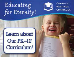 Catholic Heritage Curricula - Catholic Curricula