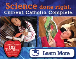 Catholic Heritage Curricula - Science Curricula