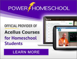 Power Homeschool provider of Acellus Courses