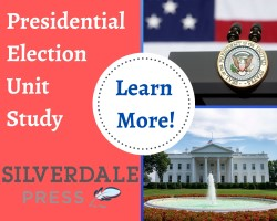 Presidential Election Unit Study from silverdale press