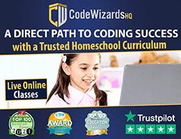 codewizards online coding classes