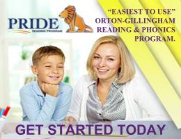 Pride Reading & phonics Program