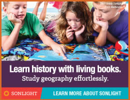 Sonlight History and Geography curriculum