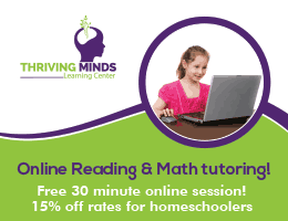 Thriving Minds Learning Center