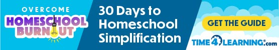 Time4Learning - homeschool simplification