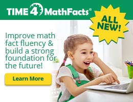 time4Math Facts