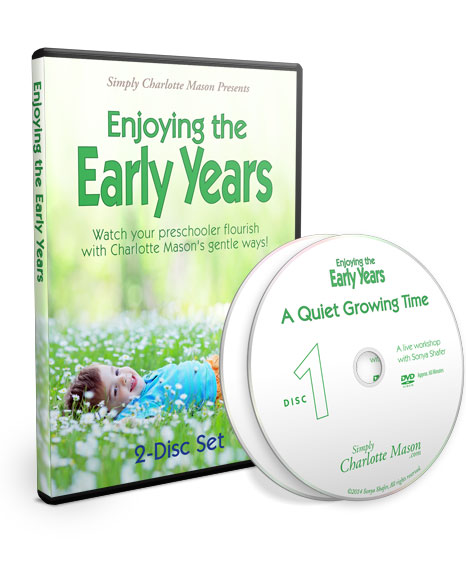 Enjoying the Early Years DVD Seminar